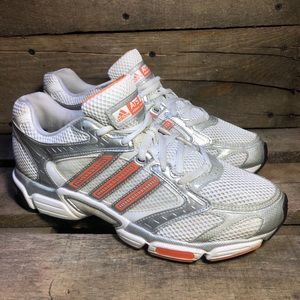 Adidas Thermo System Dry Silver Running Shoes